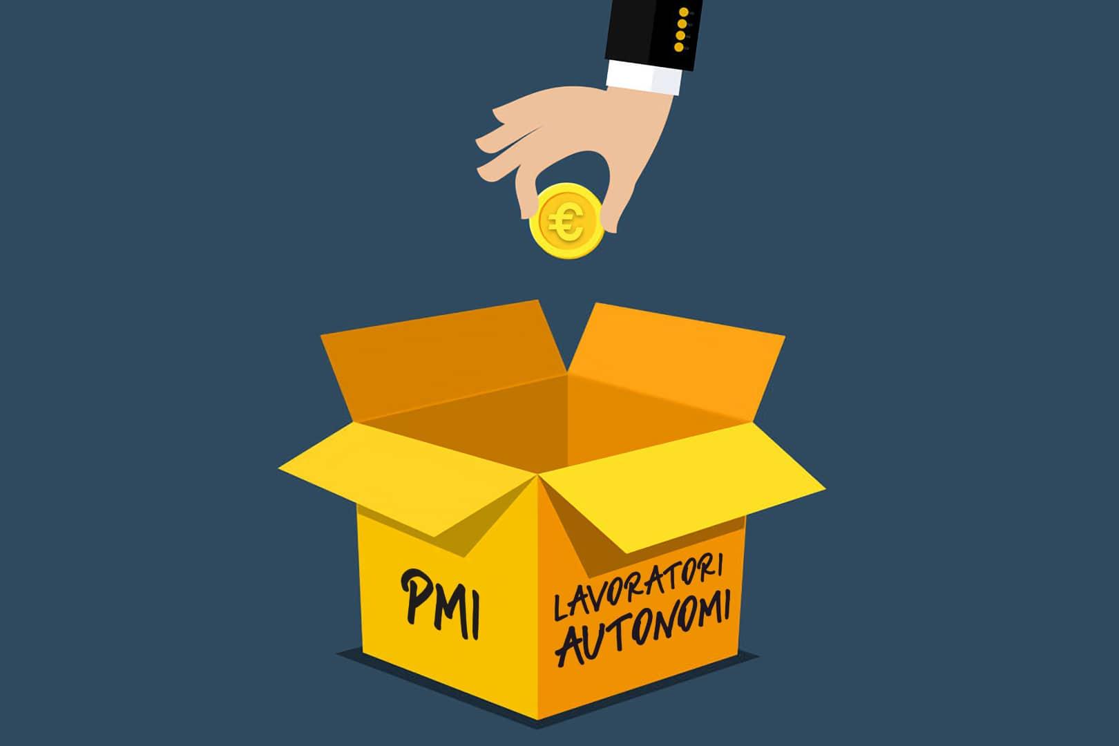 Contributi a fondo perduto per PMI e autonomi (ma non tutti)