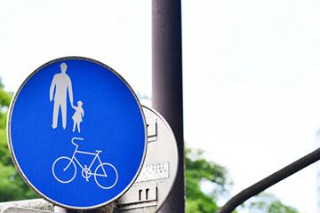 Pedoni e ciclisti: diritti e doveri