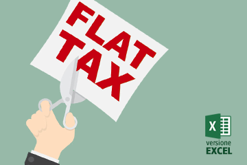 FLAT TAX 2019, test di convenienza (versione Excel)