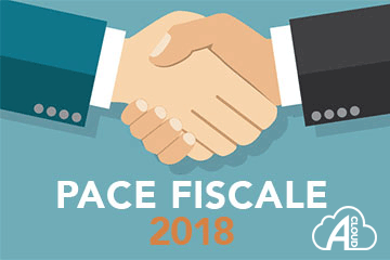 Pacchetto pace fiscale 2018 (versione cloud)