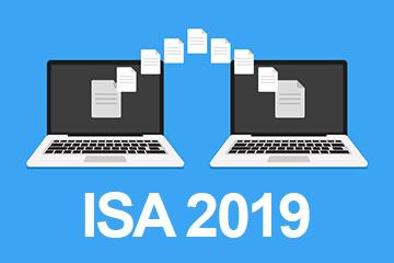 ISA 2019: invio email automatizzata di modello e istruzioni