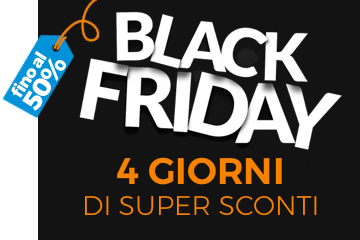 BLACK FRIDAY di AteneoWeb