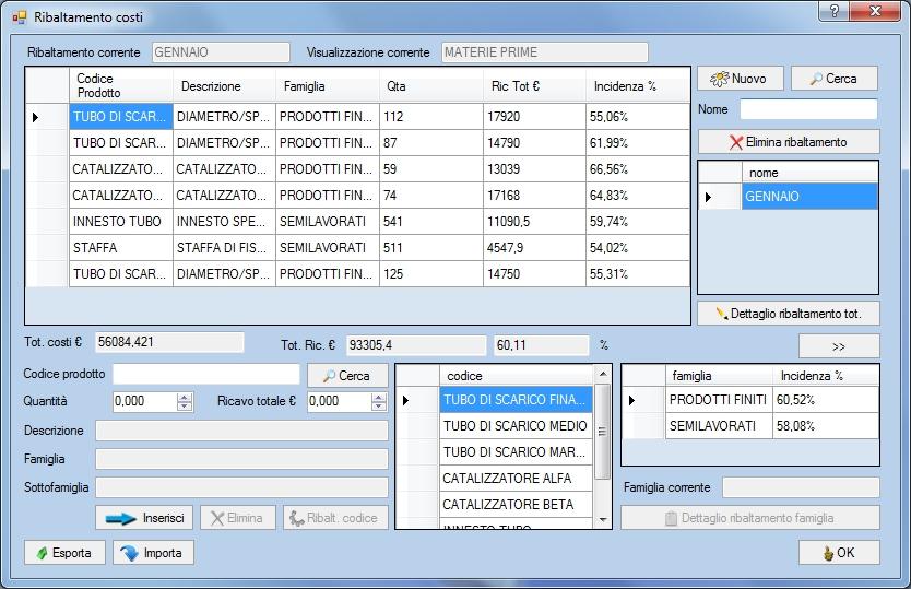 BUSSOLASTAR: il software di Controllo di Gestione e piccola Contabilità Industriale. Licenza singola - Immagine 4 / 4