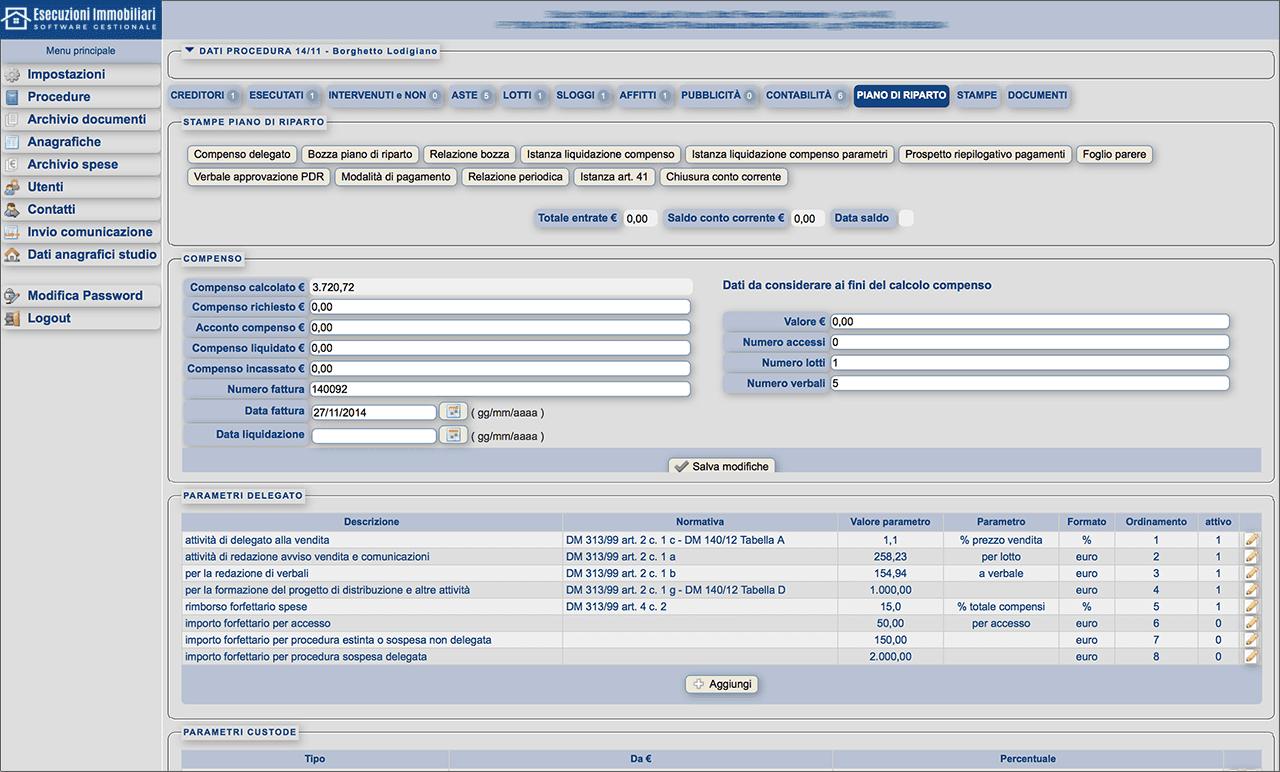 Software Gestionale Esecuzioni Immobiliari Online: offerta di lancio 15 pratiche! - Immagine 5 / 6
