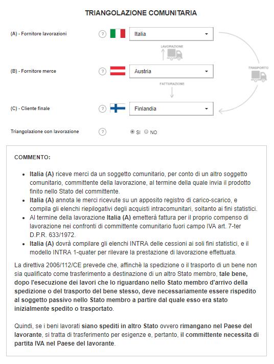 IVA: le triangolazioni interne e internazionali: versione Cloud - Immagine 1 / 1