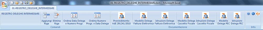 Registro Deleghe Intermediari (Provvedimento AdE 291241/2018) - Immagine 2 / 3